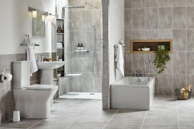 Professional Bathroom Design & Install